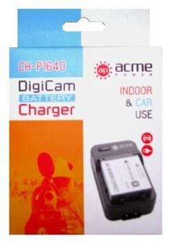 Зарядное устройство для Panasonic Lumix DMC-FX550 AcmePower AP CH-P1640/BCF10 SotMarket.ru 960.000