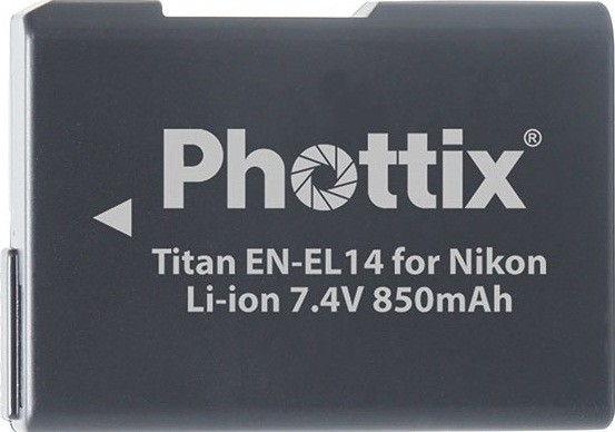 Phottix EN-EL14 SotMarket.ru 1510.000