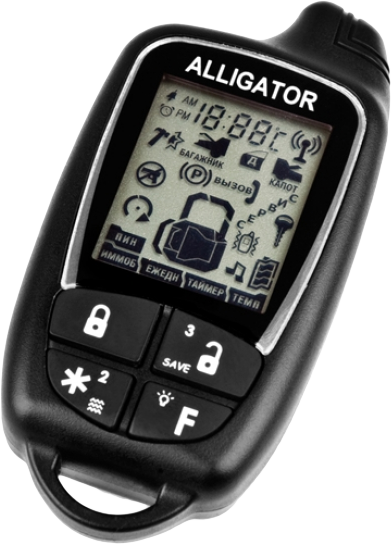Брелок для сигнализации Alligator TD-310 ORIGINAL SotMarket.ru 1850.000