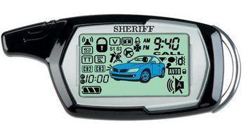 Брелок для сигнализации Sheriff ZX-940 SotMarket.ru 2550.000