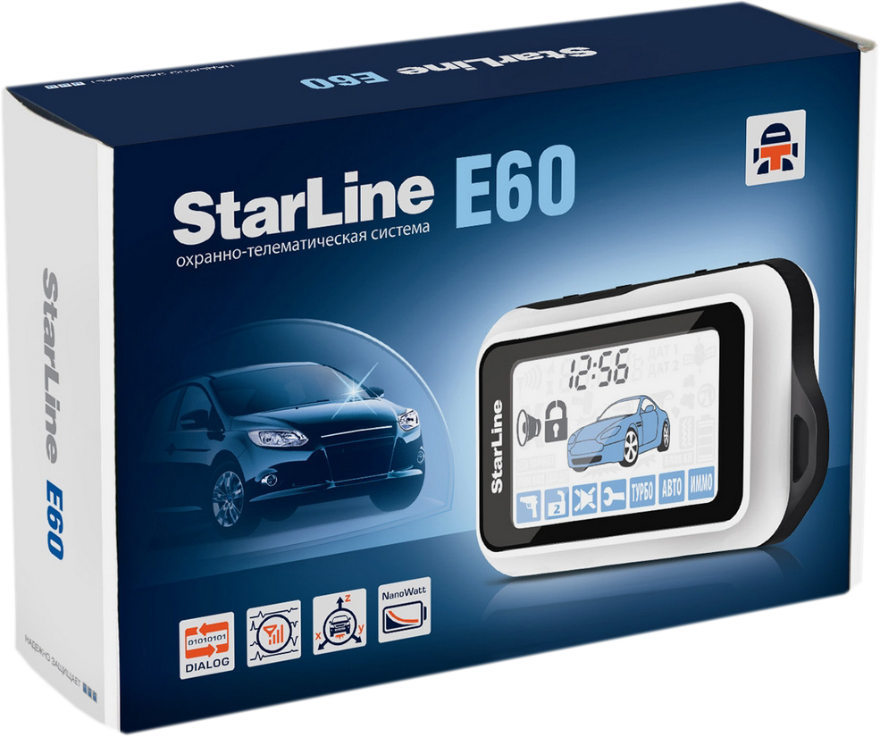 StarLine E60 SotMarket.ru 5990.000