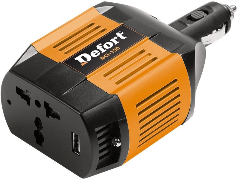 Инвертор питания DeFort DCI-150 16/220V 150W SotMarket.ru 1420.000