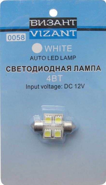 Светодиодная лампа Vizant 0058 SotMarket.ru 200.000