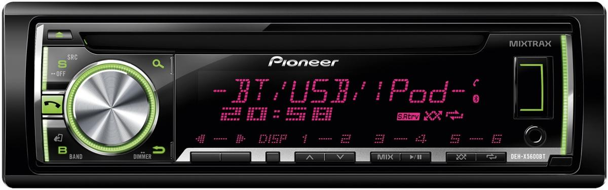 Pioneer DEH-X5600BT SotMarket.ru 4550.000