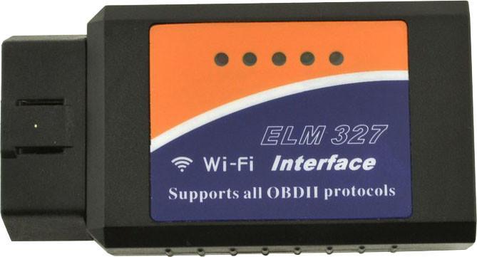 OBD 2 адаптер Quantoom ELM327 Wi-Fi SotMarket.ru 2360.000