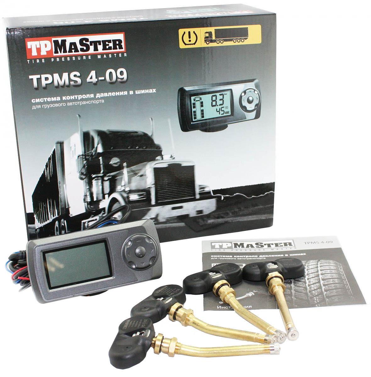 Датчик давления в шинах TPMaSter TPMS 4-09 SotMarket.ru 3040.000