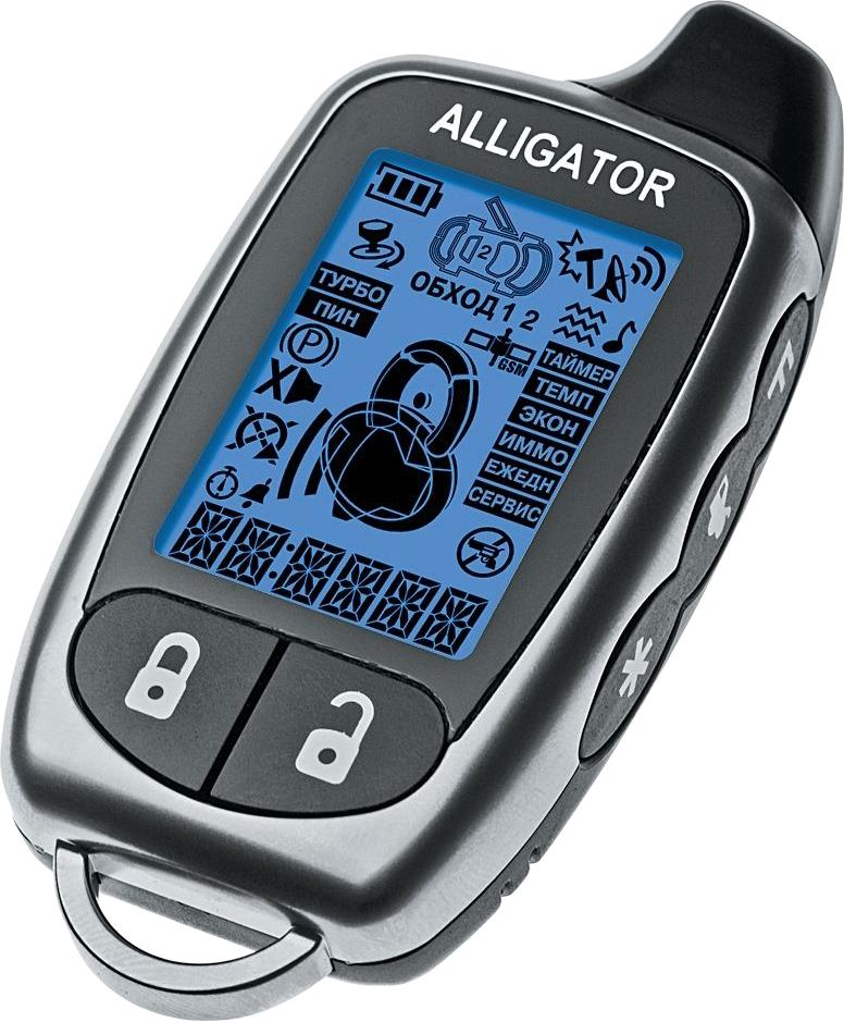 Брелок для сигнализации Alligator TD-350 SotMarket.ru 2720.000