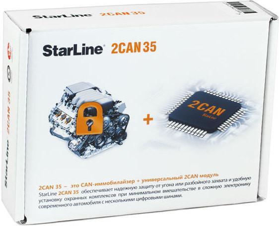 CAN-модуль StarLine 2CAN 35 SotMarket.ru 1900.000