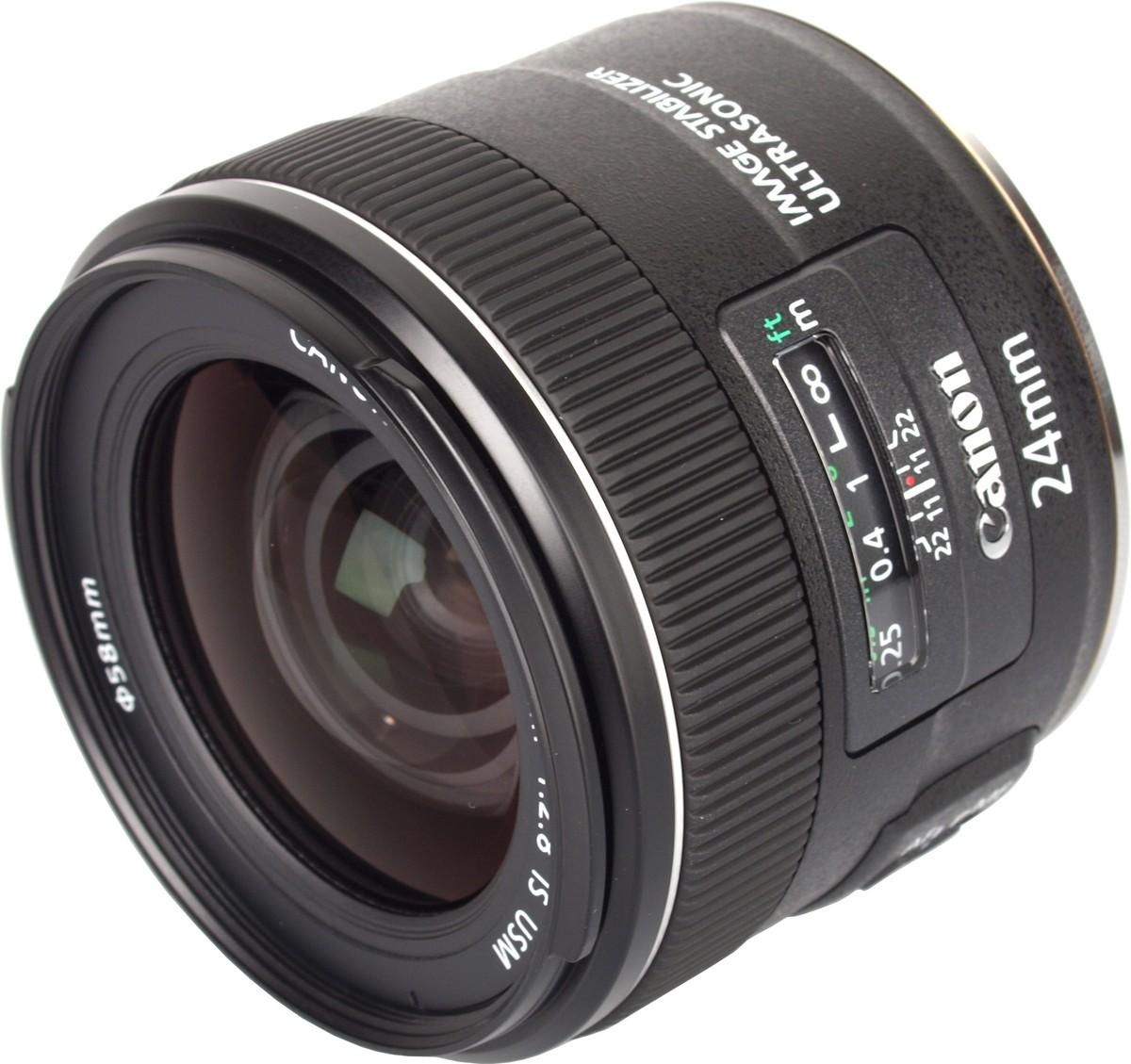 Canon EF 24mm F/2.8 IS USM SotMarket.ru 28670.000