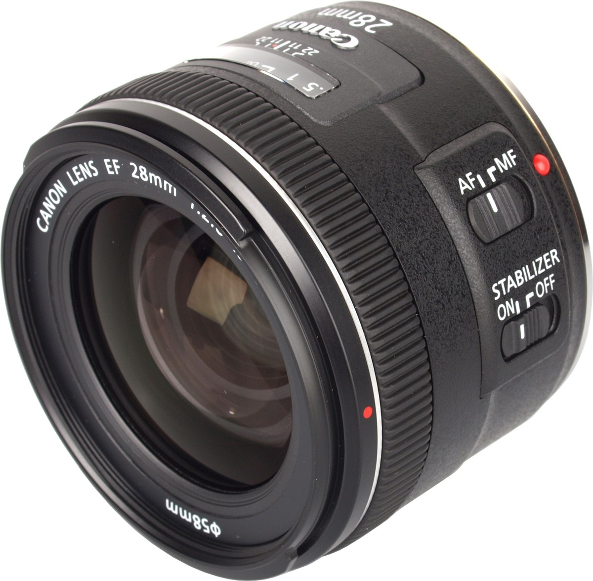 Canon EF 28mm F/2.8 IS USM SotMarket.ru 30370.000