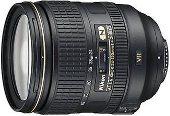Nikon 24-120mm F/4G ED VR AF-S Nikkor SotMarket.ru 41510.000