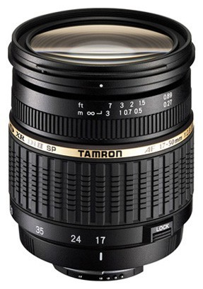 Tamron SP AF 17-50mm F/2.8 XR Di II LD Aspherical (IF) для Nikon F SotMarket.ru 13820.000