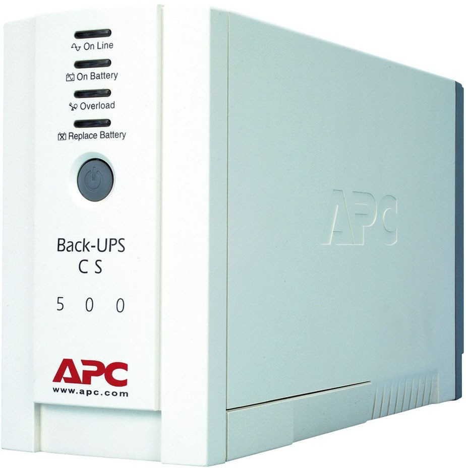 APC Back-UPS CS 500VA RS SotMarket.ru 4680.000