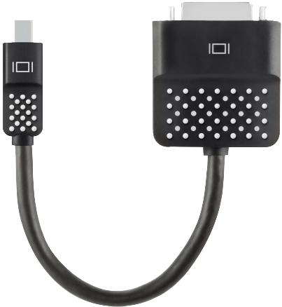 Переходник Mini DisplayPort на DVI Belkin F2CD029ebAPL
