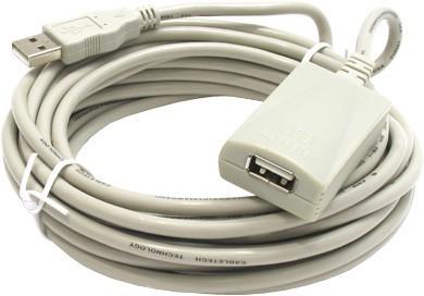Кабель USB 2.0 AM-AF Defender USL111 4.8 м SotMarket.ru 600.000