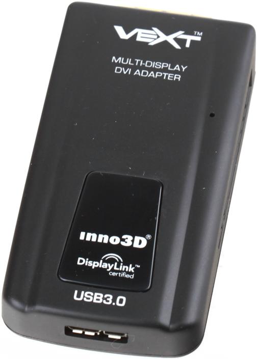 Адаптер USB3.0-DVI Inno3D VEXT 3XD-DVI SotMarket.ru 3060.000