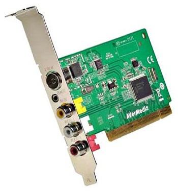 PCI TV/FM тюнер AVerMedia Technologies AVerTV Super 009 SotMarket.ru 2230.000