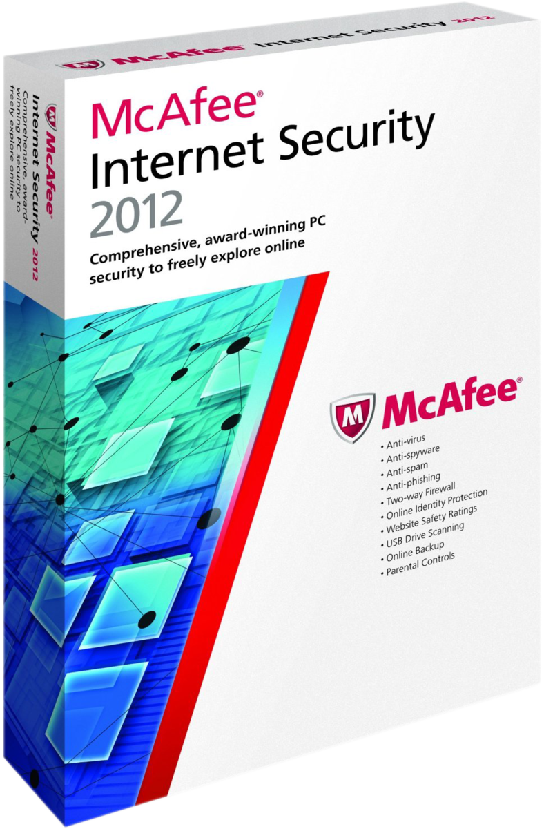 McAfee Internet Security 2012 SotMarket.ru 1840.000