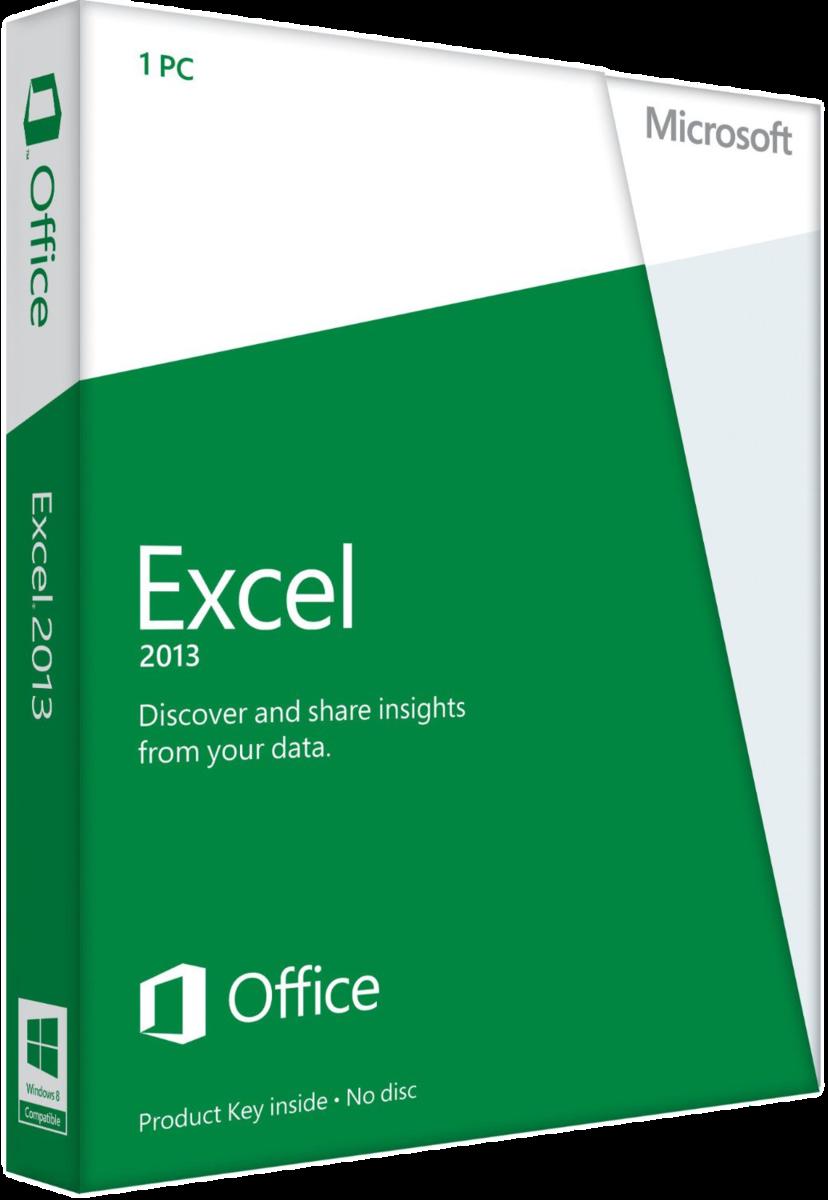 Microsoft Office 2013 Excel 32/64 Russian BOX SotMarket.ru 6490.000