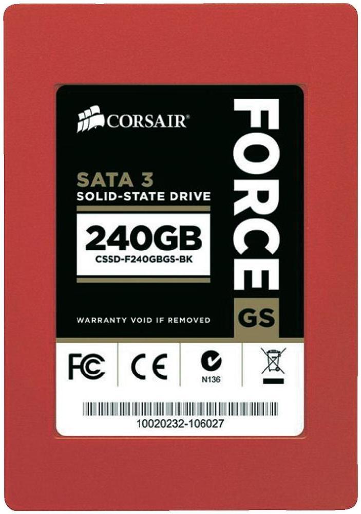 Corsair CSSD-F240GBGS-BK 240GB