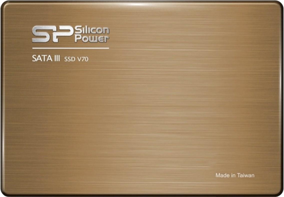 Silicon Power Velox V70 SP060GBSS3V70S25 60GB SotMarket.ru 2670.000