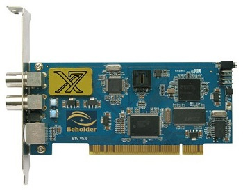 PCI TV/FM тюнер Beholder Behold TV X7 SotMarket.ru 4740.000