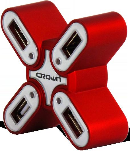 USB хаб Crown CMH-B09 SotMarket.ru 690.000