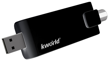 USB TV/FM тюнер KWorld UB424-D SotMarket.ru 3010.000