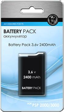 Аккумулятор для Sony PSP 3000 BH-PSP0501(R) SotMarket.ru 270.000