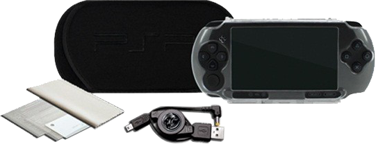 Набор аксессуаров для Sony PSP E1000 BH-PSE0803(R) (6 в 1) SotMarket.ru 480.000