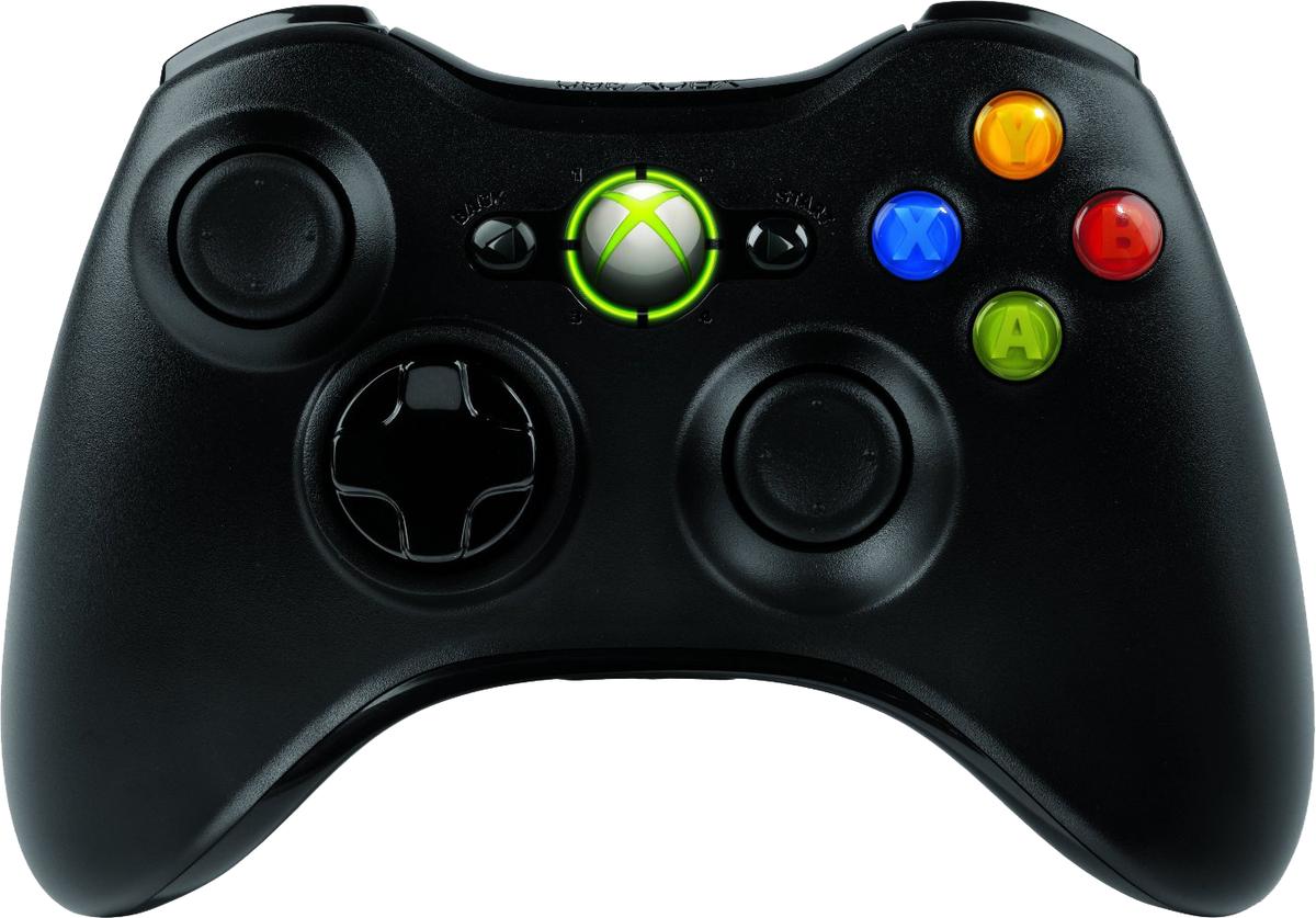 Геймпад для Microsoft Xbox 360 Wireless Controller for Windows SotMarket.ru