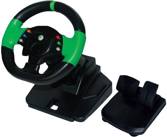 Руль для Microsoft Xbox 360 Artplays K8 Vibration