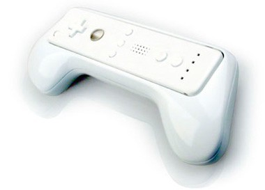 Держатель джойстик для Nintendo Wii Black Horns BH-Wii10003 SotMarket.ru 560.000
