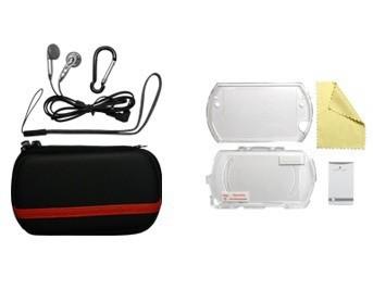 Набор аксессуаров для Sony PSP Go Game Guru PSPGO-Y053 (8 в 1) SotMarket.ru 360.000