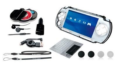 Набор аксессуаров для Sony PSP Slim 2000