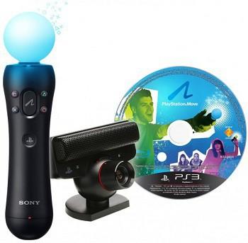 Набор Sony PlayStation Move Starter Pack SotMarket.ru 3100.000
