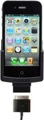 Автомобильный держатель для Apple iPhone 4 Fix2Car 60153 с зарядкой SotMarket.ru 1960.000
