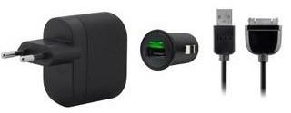Зарядное устройство для Samsung GALAXY Tab P1000 Belkin Charger Kit F8M123CW + АЗУ SotMarket.ru 1700.000
