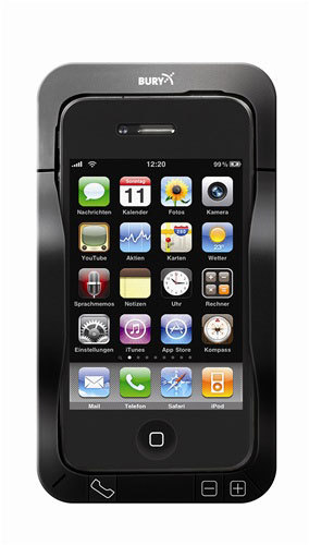 Громкая связь для Apple iPhone 4 Bury Motion SotMarket.ru 4830.000