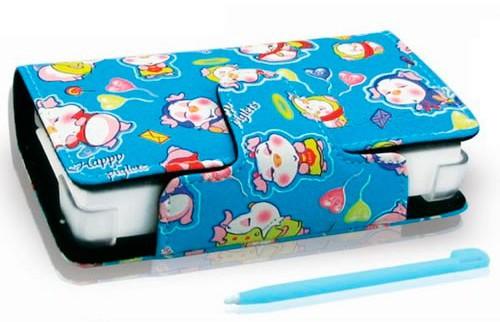 Чехол для Nintendo DS Lite Black Horns BH-DSL09206 SotMarket.ru 160.000