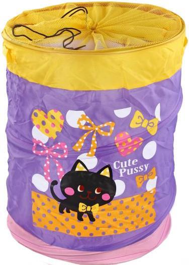 Корзина для игрушек Shantou Gepai Котенок 63685 SotMarket.ru 430.000