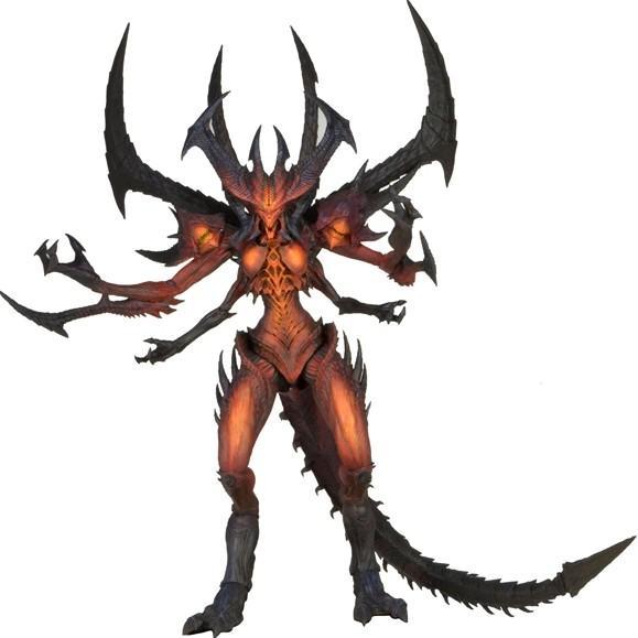 Фигурка NECA Diablo III 9 - Diablo, Lord Of Terror SotMarket.ru 2090.000