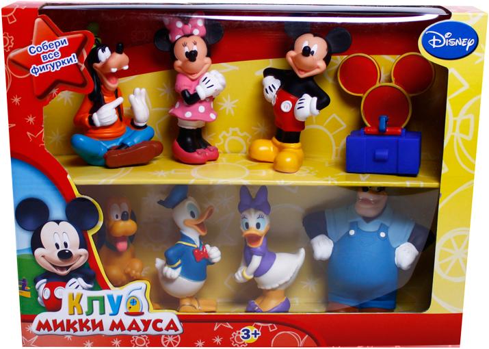 Все герои Клуб Микки Мауса 1 TOY Т55649 SotMarket.ru 1220.000