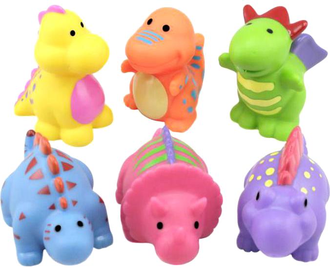 Игрушка для ванной Динозаврики Курносики 25103 SotMarket.ru 290.000