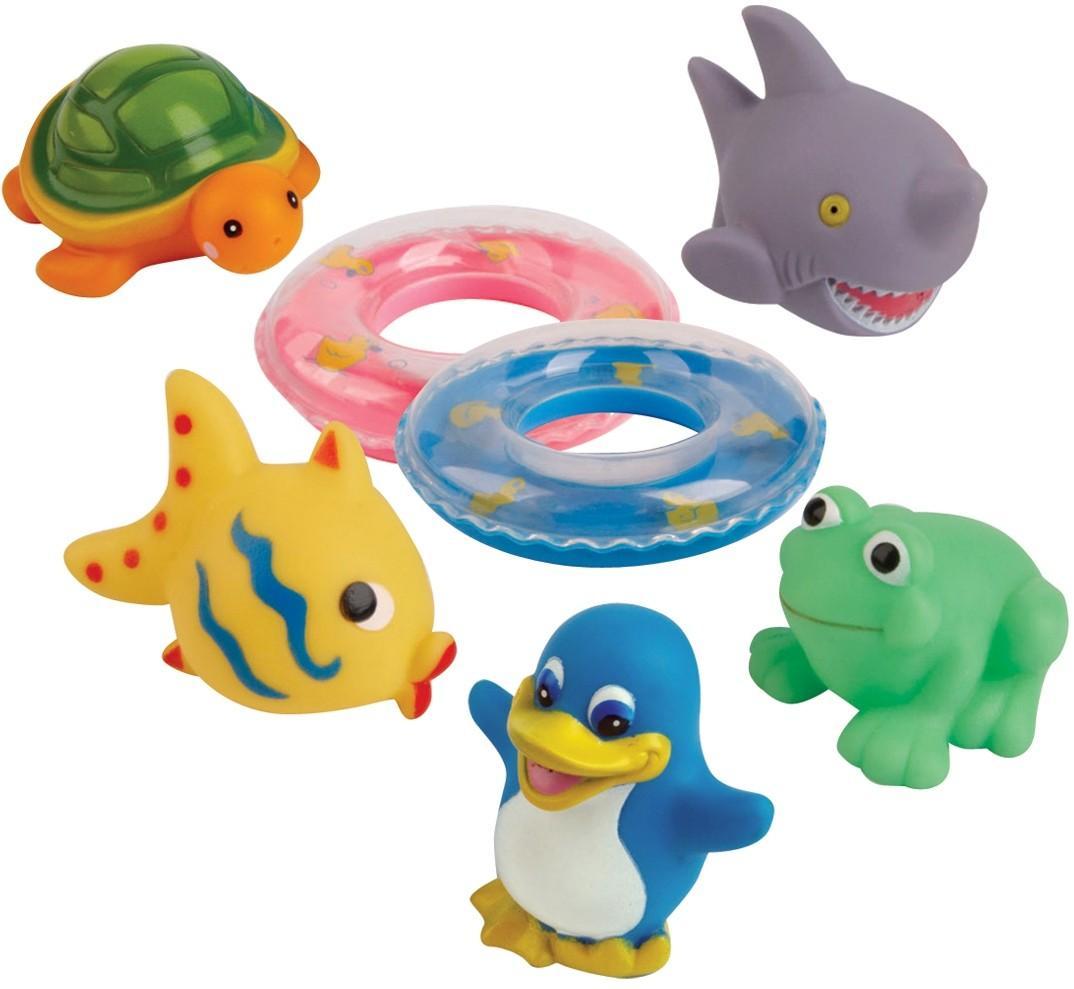 Игрушка для ванной Веселое купание Курносики 25082 SotMarket.ru 490.000