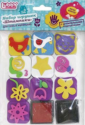 Игрушка для ванной Штампики LUBBY 14090 SotMarket.ru 460.000