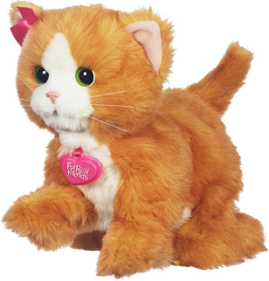 Дэйзи, игривый котенок Hasbro FurReal Friends A2003H SotMarket.ru 3580.000