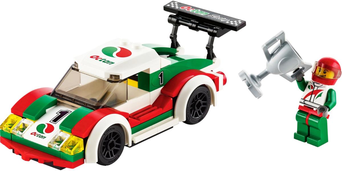 Конструктор LEGO City Гоночный автомобиль 60053
