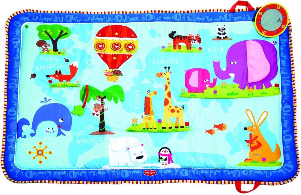 Развивающий коврик Tiny Love Моя планета 1203700030 SotMarket.ru 2620.000