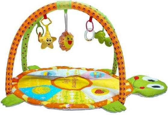 Развивающий коврик Жирафики Цветная Черепашка 93699 SotMarket.ru 1890.000